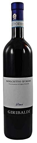 Dolcetto d´Alba DOC Davi 2017 (BIO) ohne zugesetzten Sulfiten (1x0,75l),...