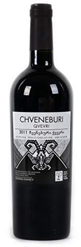 Georgischer Amphorenwein CHVENEBURI Qvevri rot trocken - kachetische...
