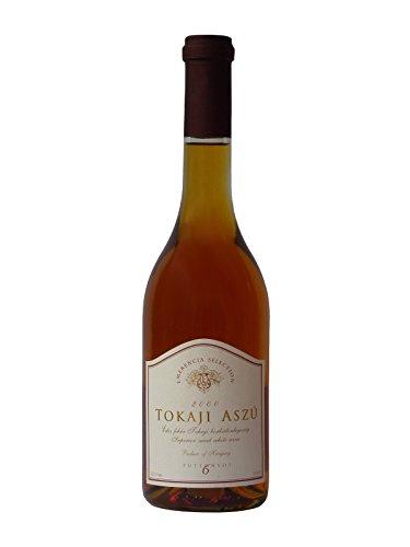 Tokaji Aszu 6 Puttonyos - Emerencia Selection - Jahrgang 2000, Dessertwein...