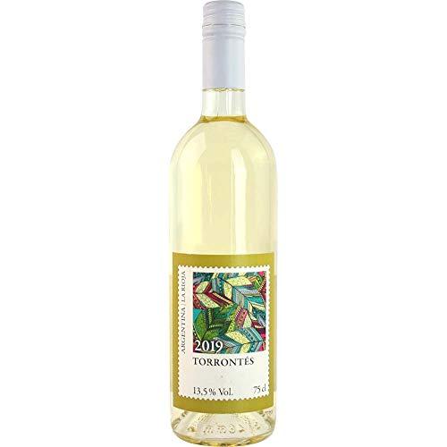 Torrontes Argentinien 2019 La Rioja, Argentina Weißwein Vegan trocken...