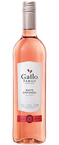 6x 0,75l - 2019er - E. & J. Gallo - Family Vineyards - White Zinfandel -...
