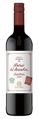 Sontino Edizione Sontino Nero d'Avola Sicilia DOC NV trocken (1 x 0.75 l)