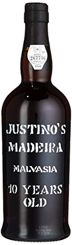 Justino´s Madeira Malmsey 10 Years Old Malvasía Süß (1 x 0.75 l)