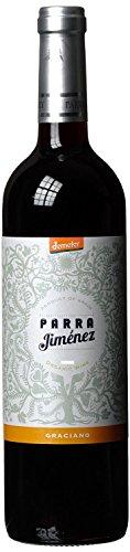 Parra Jimenez Graciano DO aus Spanien/La Mancha - Bio, vegan - trocken (3 x...