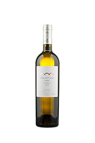 Gaia - Weißwein trocken - Assyrtiko By Gaia (Wilde Fermente) P.D.O. - Glas...