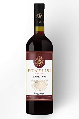 Saperavi – Trockener Rotwein
