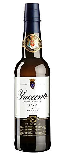 Valdespino Sherry DO Inocente Fino Palomino Fino NV Trocken (1 x 0.375)