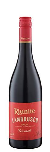 Riunite Lambrusco Emilia Igt Rosso (1 x 0.75 L)