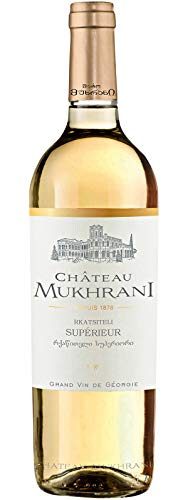 Château Mukhrani Rkatsiteli Supérieur Kartlien 2016 (1 x 0.75 l)