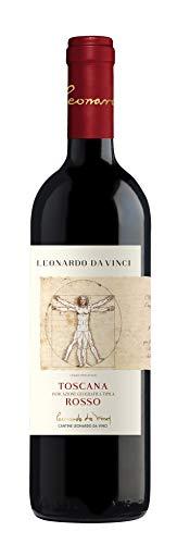 Leonardo Rosso Toscana IGT Sangiovese 2018 Trocken (1 x 0.75 l)