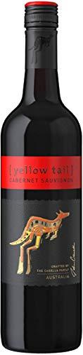 Yellow Tail Cabernet Sauvignon – Halbtrockener Rotwein aus Australien (1...