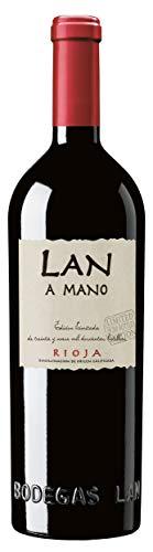 LAN A Mano Tempranillo Cuvée Rioja 2017 trocken (1 x 0.75 l)