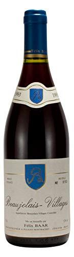 Beaujolais-Villages 1993 - Besonderer französischer Jahrgangswein, Seltene...