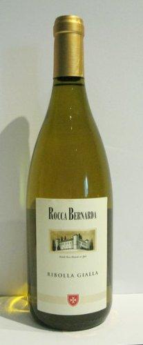 Rocca Bernarda Ribolla Gialla Colli Orientali del Friuli, Weiß 750 ml.
