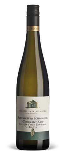 Württemberger Wein Rotenberger Schloßberg Riesling mit Traminer QW...