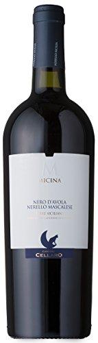 Micina Nerello Mascalese Terre Siciliane- 2019 (1 x 0,75L Flasche)