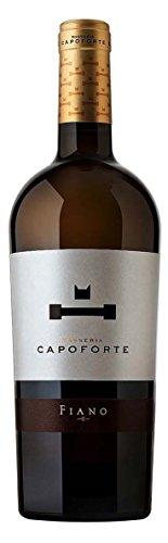 6x 0,75l - 2019er - Masseria Capoforte - Fiano - Salento I.G.T. - Apulien -...
