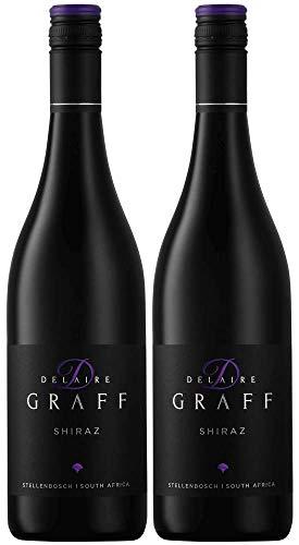 Delaire Graff Shiraz 2018 | Südafrika Rotweinpaket (2 x 0.75l) | Trocken |...