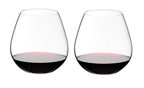 RIEDEL Rotweinglas-Set, 2-teilig, Für Rotweine wie Pinot Noir und...