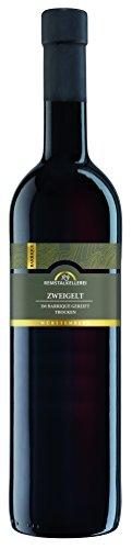 Württemberger Wein Remstal Zweigelt QW trocken - Im Barrique gereift - (1...
