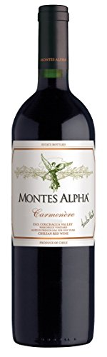 Montes Alpha Carmenère 2018 trocken (0,75 L Flaschen)