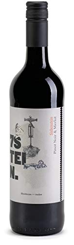 7STEIN Pinot Noir & Merlot Rheinhessen Qualitätswein 2019 trocken (1 x...