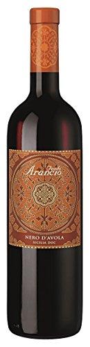 6x 0,75l - 2019er - Feudo Arancio - Nero d'Avola - Sicilia D.O.C. - Italien...