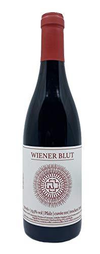 Rammstein Rotwein Wiener Blut - Pfalz Cuvée Rot Trocken 2015-0,75l 13,5%...