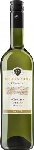 Durbacher Plauelrain Clevner (Traminer) Kabinett Wein Weißwein