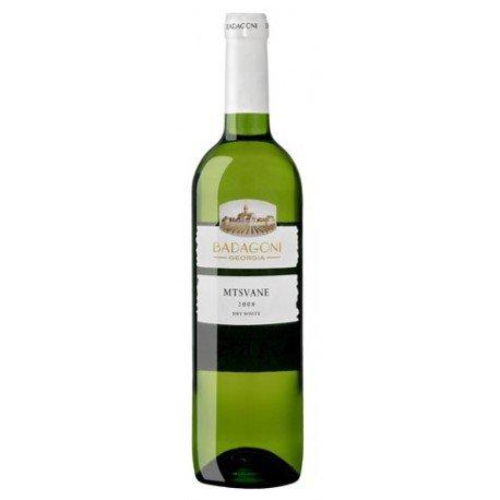 Mtsvane trockener Wein Weisswein 0,75 L BADAGONI Georgien