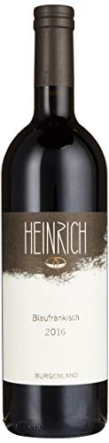 Weingut Heinrich Blaufränkisch trocken 2015/2016 (1 x 0.75 l)