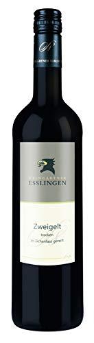 Württemberger Wein Esslinger Schenkenberg Zweigelt QW - Im Eichenfass...