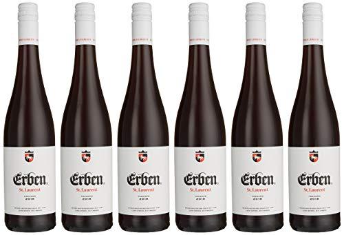 Erben St. Laurent Trocken – Rotwein aus Deutschland – Qualitätswein...