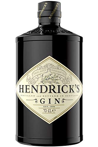 Hendrick's Gin (1 x 0,7 l) – der einzigartige Gin mit Gurken und...