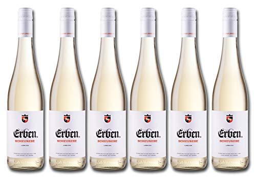 Erben Scheurebe Lieblich – Weißwein aus Deutschland – Qualitätswein...
