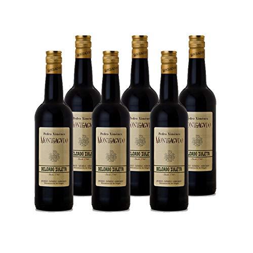 Süßer Wein Pedro Ximenez Monteagudo 75 cl - D.O. Jerez - Bodegas Delgado...