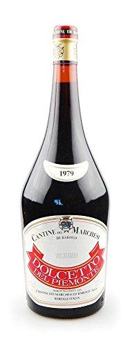 Wein 1979 Dolcetto del Piemonte Magnum Marchesi di Barolo