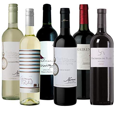 Atlantik Weine, Südamerika Weinpaket Argentinien mit Rotwein und...