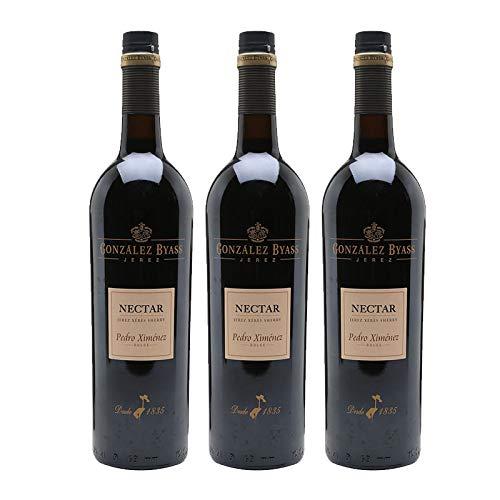 Süßer Wein Pedro Ximenez Nectar 75 cl - D.O. Jerez - Bodega Gonzalez...