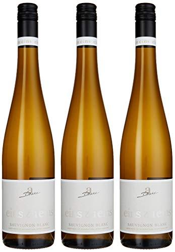 Weingut Diehl Sauvignon Blanc'eins zu eins' trocken (3 x 0.75 l)