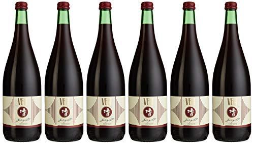 Weingut Veit Zweigelt - Landwein Liter, 6er Pack (6 x 1 L)