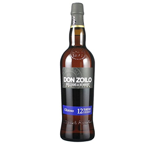 Don Zoilo Sherry Oloroso Dry Palomino 12 Years old 0.75 Liter