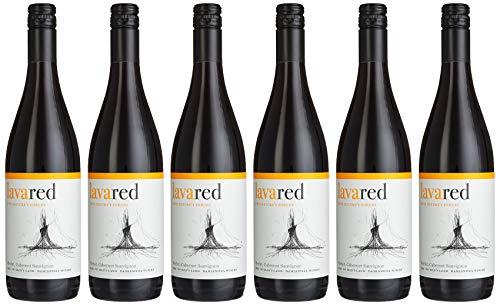 Damianitza No Man's Land Lava Red 2018 Bulgarien Wein trocken (6 x 0.75 l)