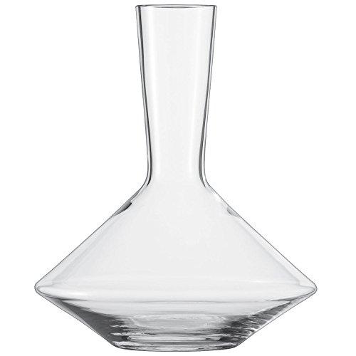 Schott Zwiesel 113745 Serie Pure Rotweindekanter 750 ml, Kristallglas, Drop...
