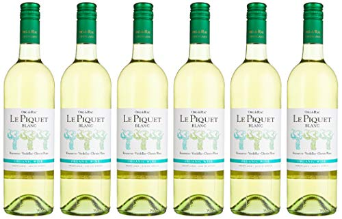 Le Piquet Blanc (Bio zertifiziert) Roussanne  trocken (6 x 0.75 l)
