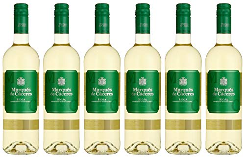Marqués de Cáceres Blanco Weißwein DOCa Rioja - Viura / Trocken...