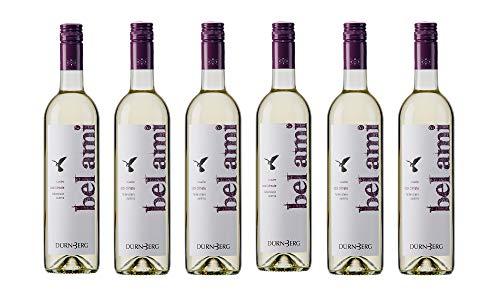 bel ami, Cuvée 2019 - Qualitäts Weißwein, halbtrocken aus Österreich (6...