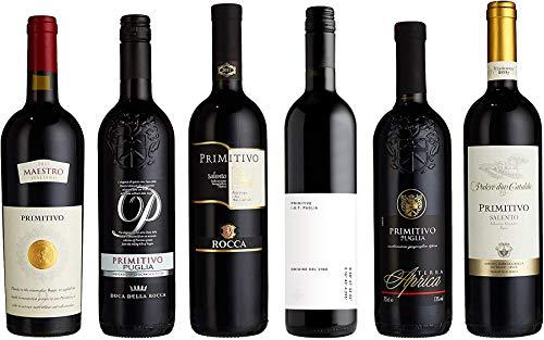 Probierpaket Primitivo zum Kennenlernen| Weinpaket mit italienischem...