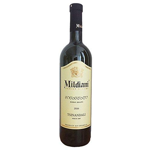 Mildiani Weißwein Tsinandali 0,75L georgischer Wein trocken