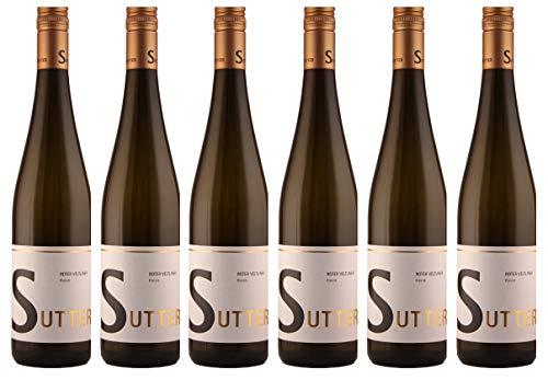 Weingut Sutter: 6 Flaschen Roter Veltliner'Klassik', eleganter und...